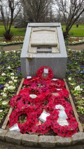 Leyton war memorial